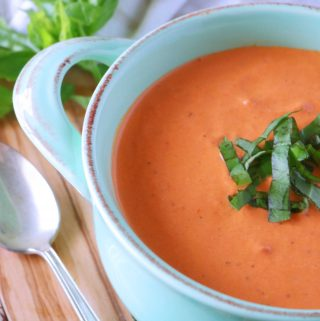Creamy Tomato Soup | Recipe