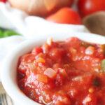 Easy Ranchero Sauce