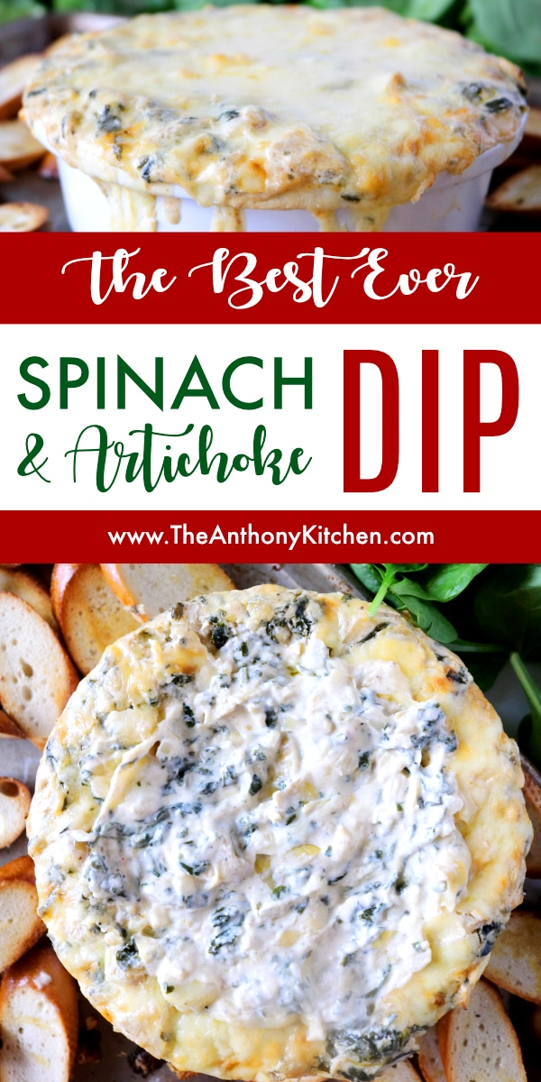 Best Spinach and Artichoke Dip