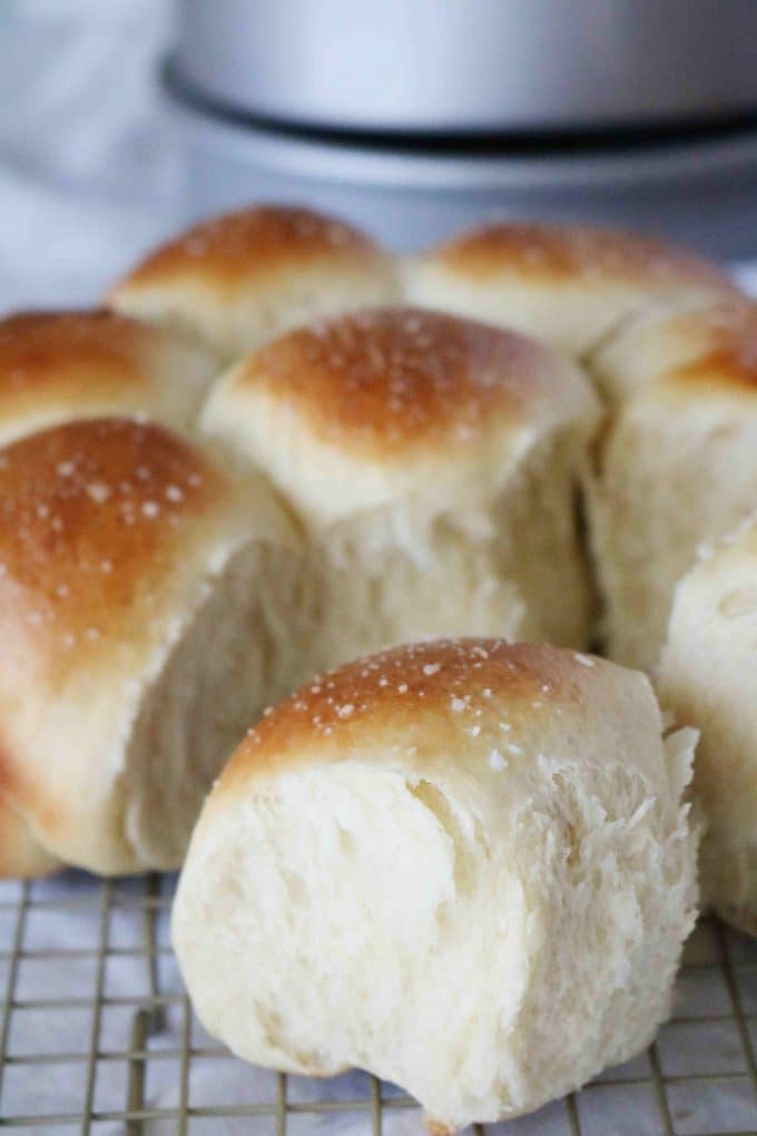 Yeast Rolls | Clear Instructions + Tips for Your Baking ...