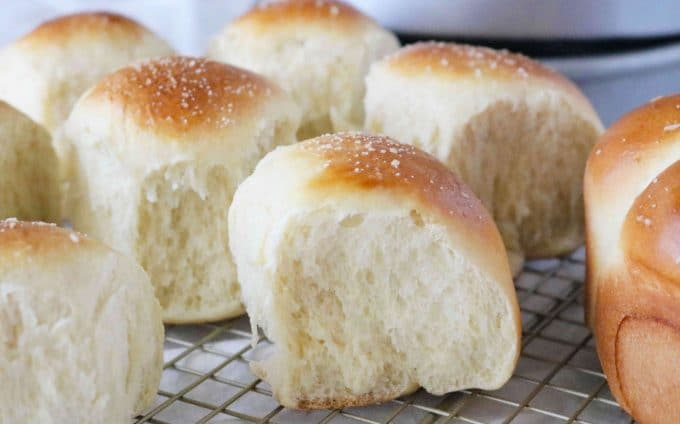 Easy Yeast Rolls Recipe For Beginners The Anthony Kitchen
