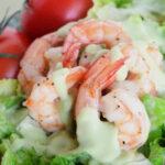 Shrimp and Tomato Salad
