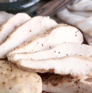 Perfectly Cooked Chicken Breasts