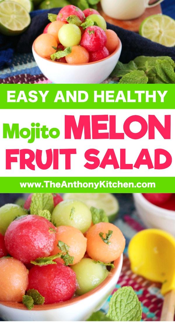 MELON FRUIT SALAD