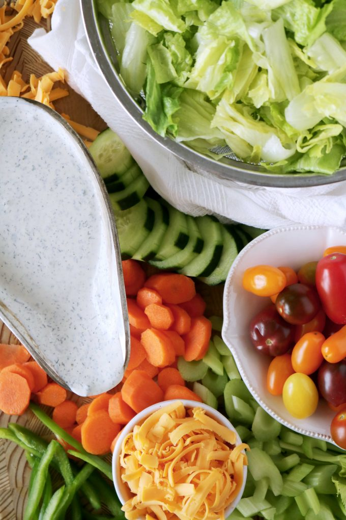 easy ranch dressing