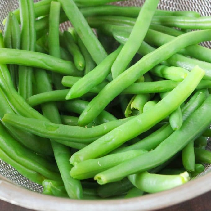 Fresh Green Beans Recipes