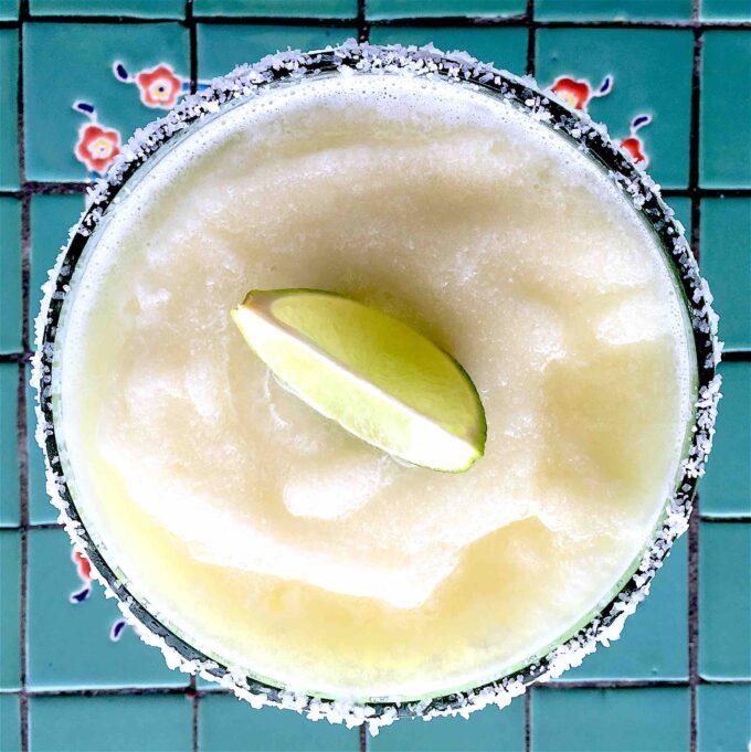 Homemade Margaritas