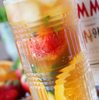 Pimm's Cup | Cocktail Recipe