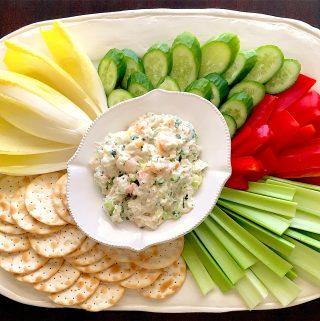 Shrimp Salad | Appetizer Recipe