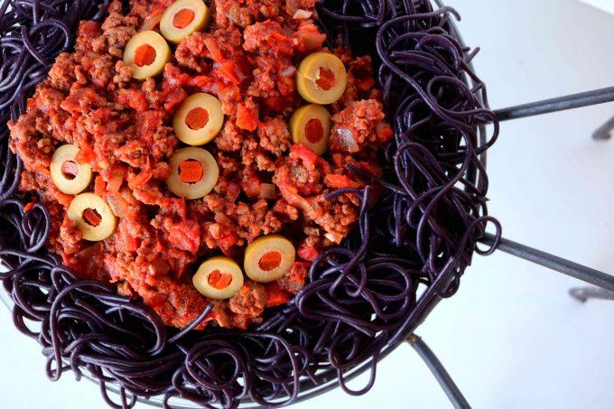 Swamp Monster Spaghetti
