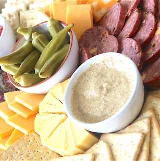 Preparing a Game Day Meat and Cheese Platter | Entertaining Ideas