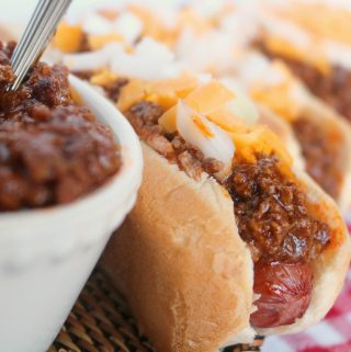 Hot Dog Chili | Best-Ever Coney Sauce Recipe
