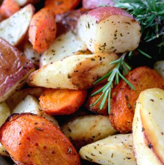 Roasted Root Vegetables with Rosemary | Recipe