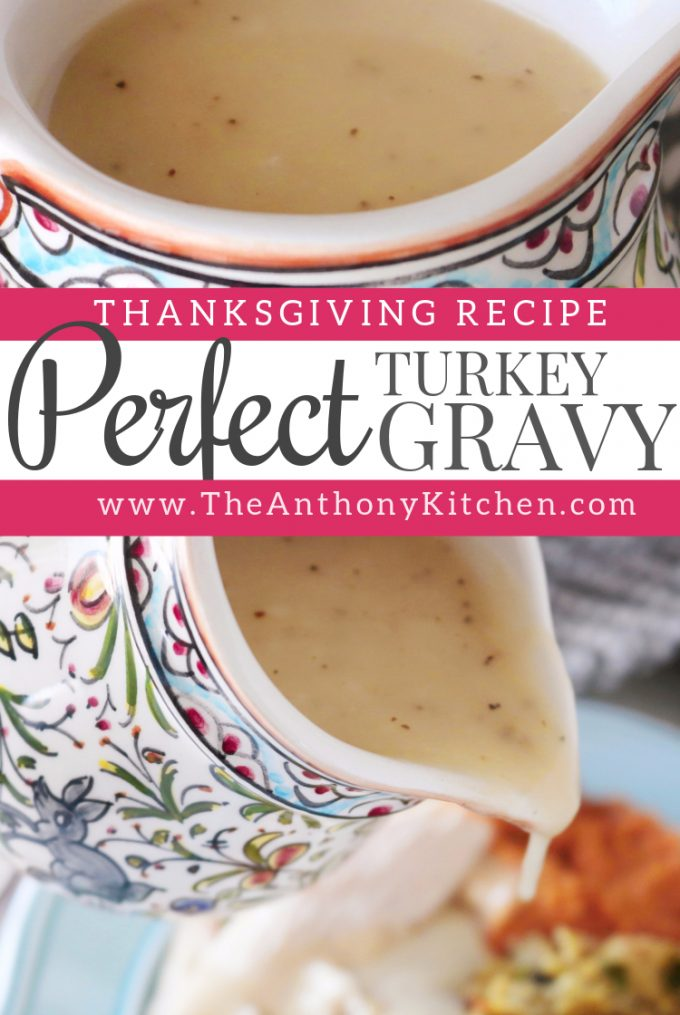 THANKSGIVING GRAVY THANKSGIVING RECIPE