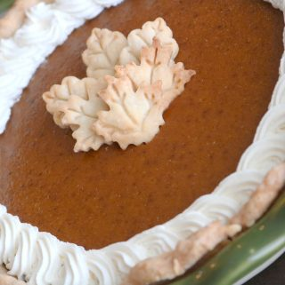 Pumpkin Pie | Recipe