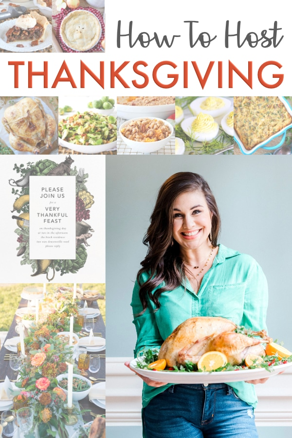 How to Host Thanksgiving Potluck