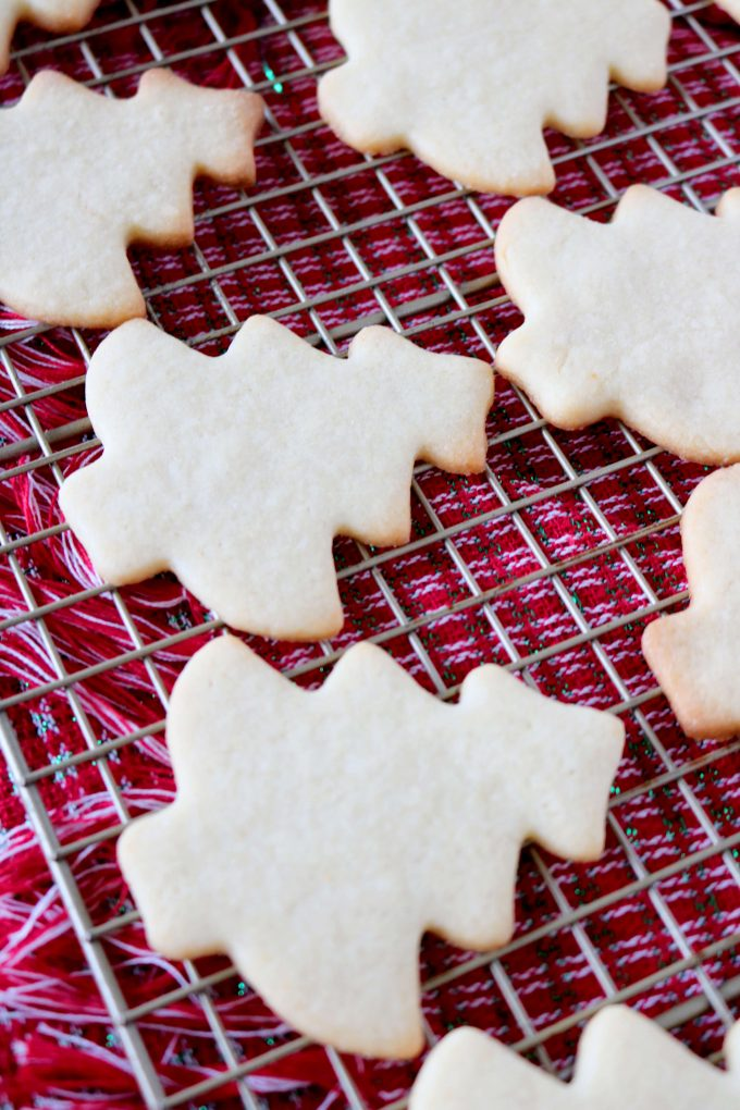Royally Iced Sugar Cookie