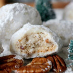 Mexican Wedding Cookies with Pecans | Recipe