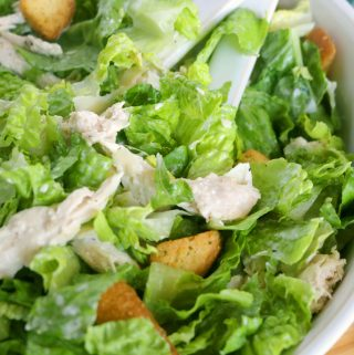 Chicken Caesar Salad | Recipe