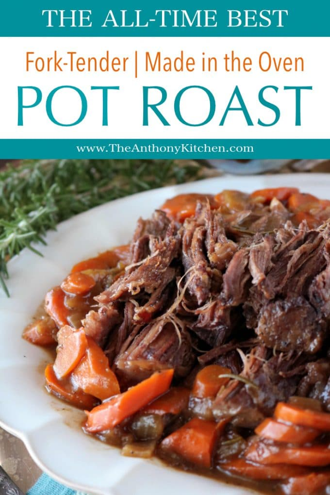 BEST POT ROAST MADE IN THE OVEN