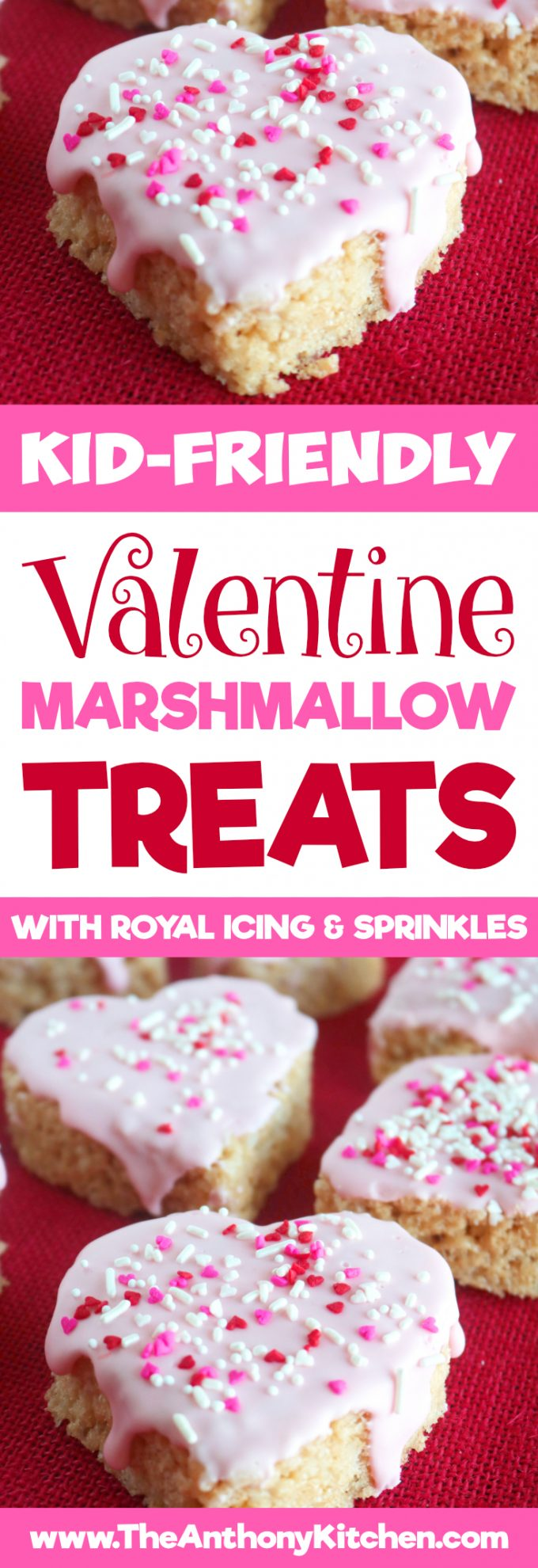 KID FRIENDLY VALENTINES DAY TREAT