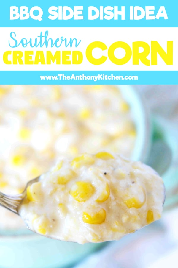Creamed Corn with Cream Cheese