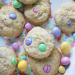 EASY M&M COOKIES