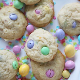 Best Chewy M&M Cookies | Recipe