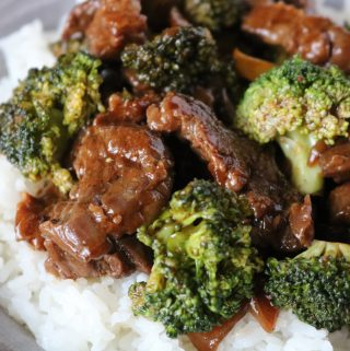 Easy Beef and Broccoli | Chinese Take-Out at Home | Recipe
