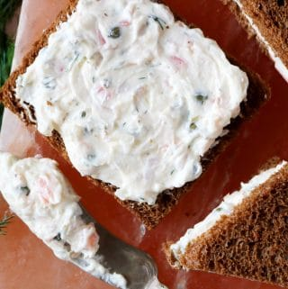 Lox Spread Recipe | Smoked Salmon Cream Cheese Spread