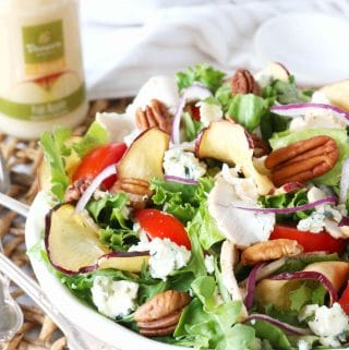 Panera Fuji Apple Salad | Copycat Recipe