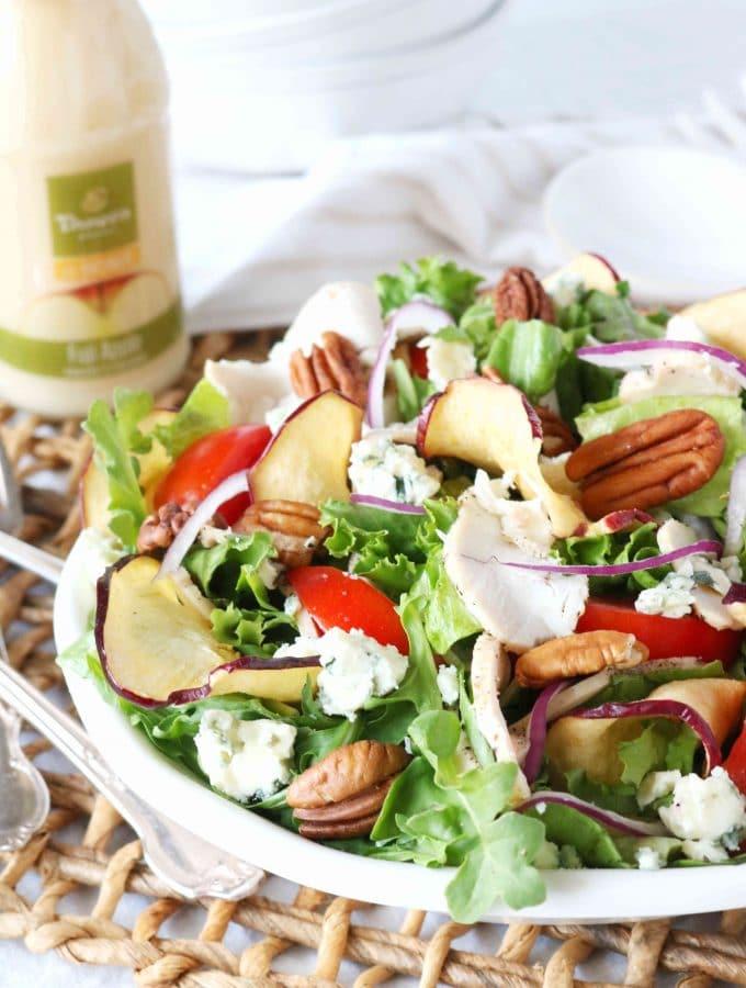 Panera Fuji Apple Salad