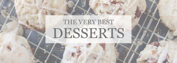 best homemade dessert recipes