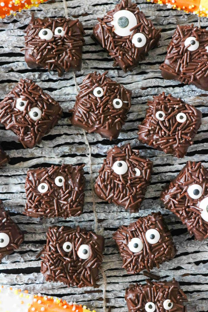 Halloween Brownies | The Cutest Ways to Make Them Spooky