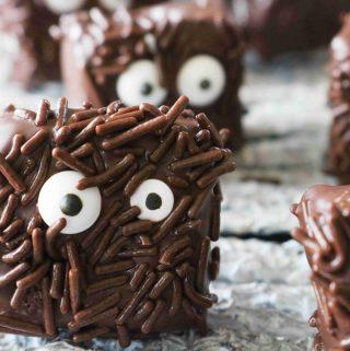 Halloween Brownies | Three Easy Decorating Ideas