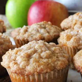 The Best Apple Crumble Muffins for Baking at Home