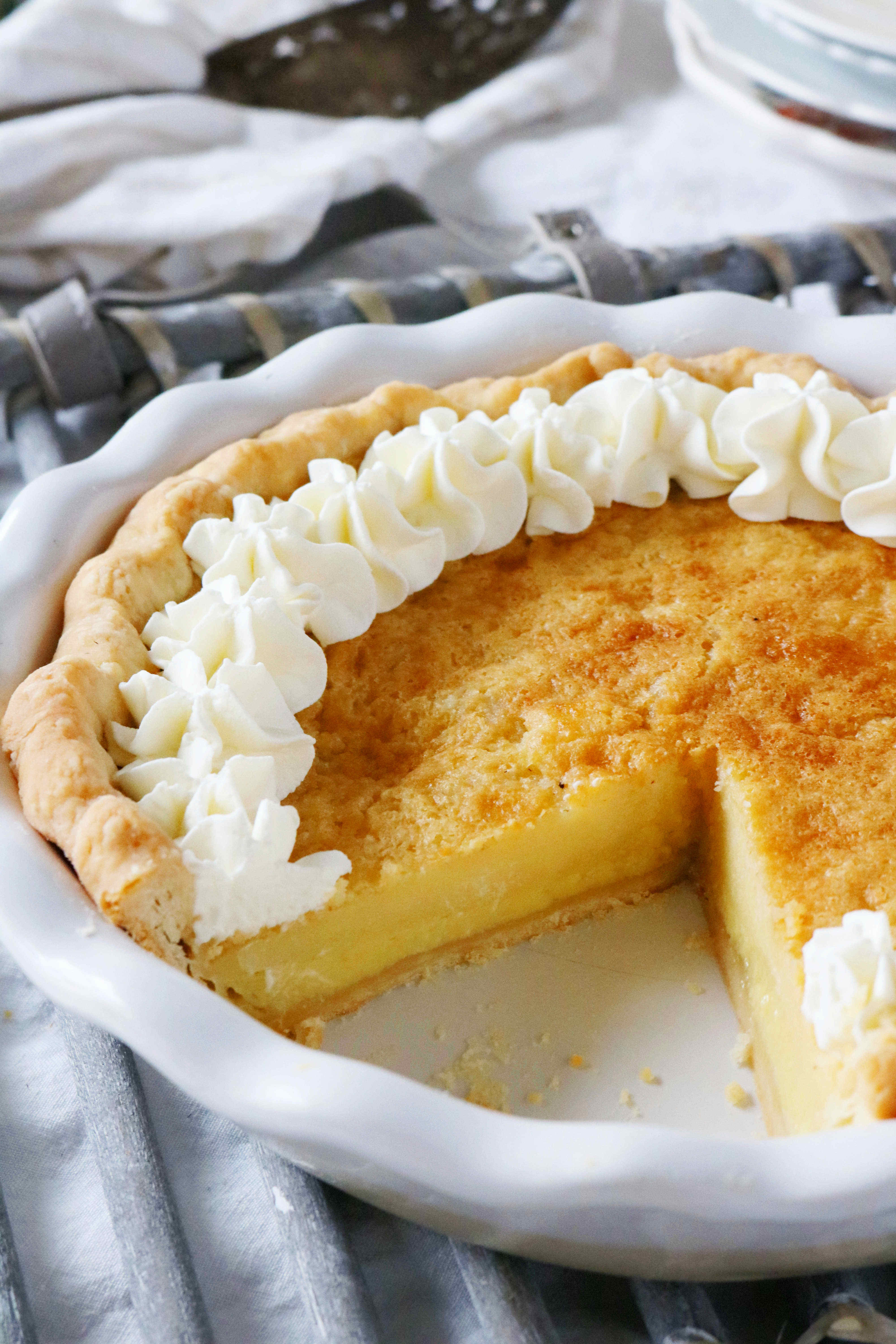 buttermilk pie recipe southern classic recipes easy kitchen ever fashioned food pioneer woman