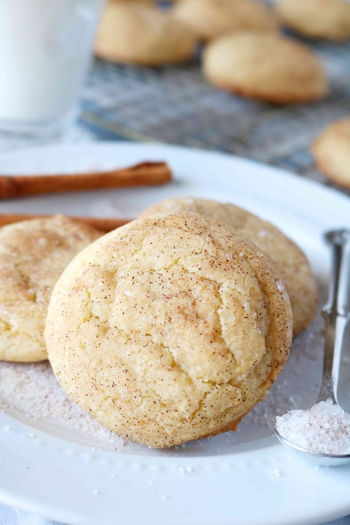 Best Snickerdoodle Cookies