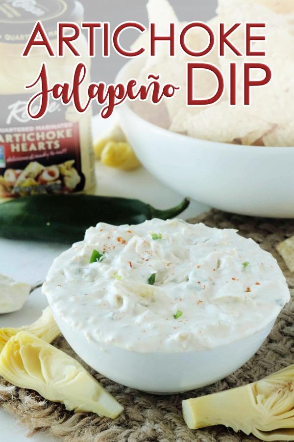 Artichoke Jalapeno Dip
