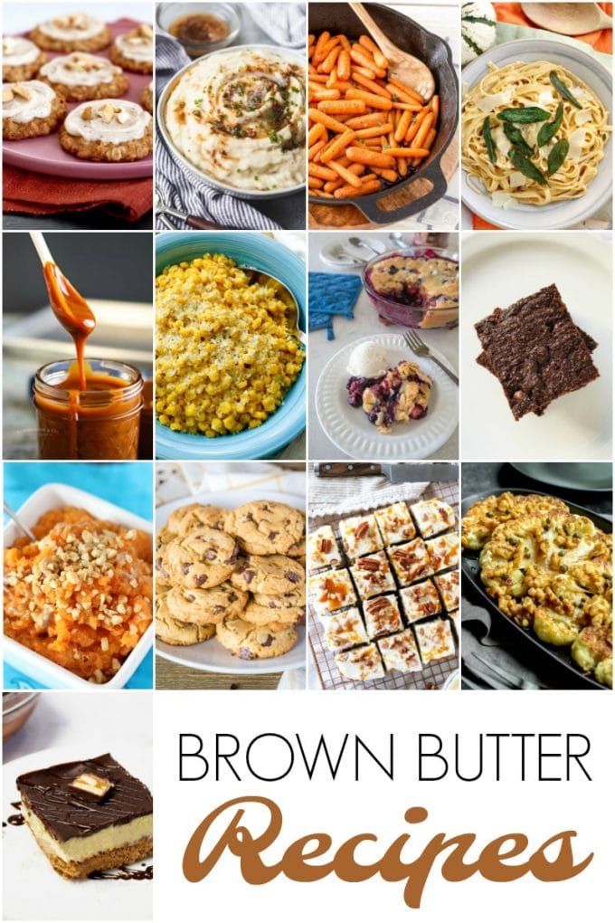 Brown Butter Recipes