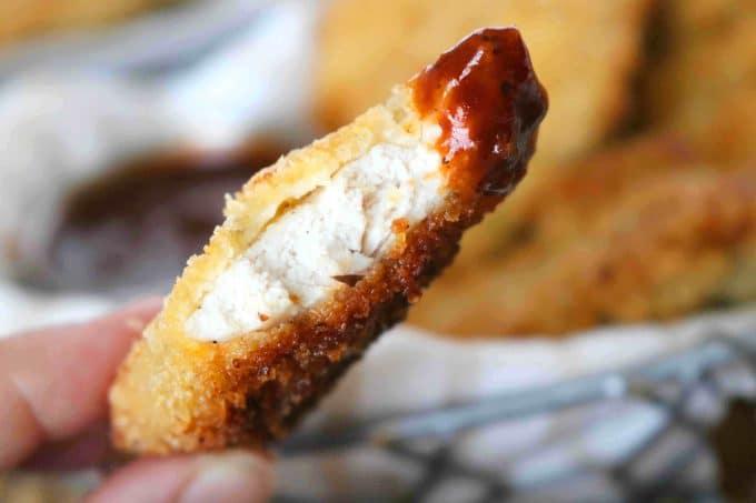 Baked Chicken Tenderloins
