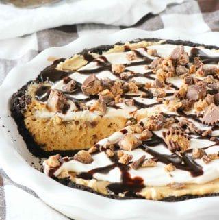 Reece's Reece's No-Bake Peanut Butter Pie