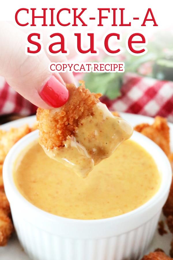 Chick-Fil-A Sauce Recipe
