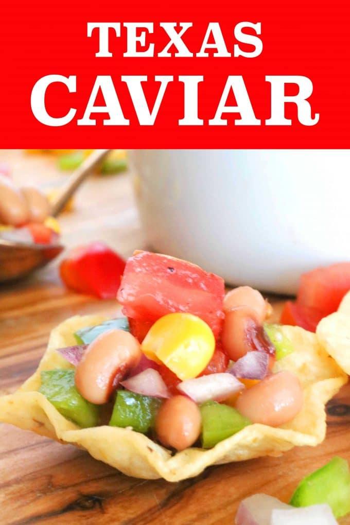 Texas Caviar | Cowboy Caviar