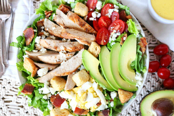 Cobb Salad with Chicken