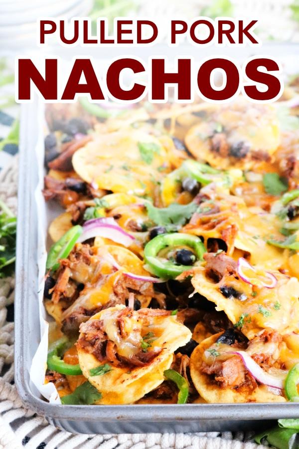 Best Pulled Pork Nachos Recipe