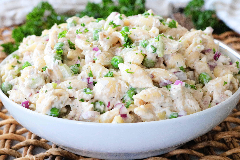 Tuna Pasta Salad Recipe The Anthony Kitchen