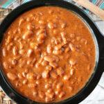 Crock Pot Beans