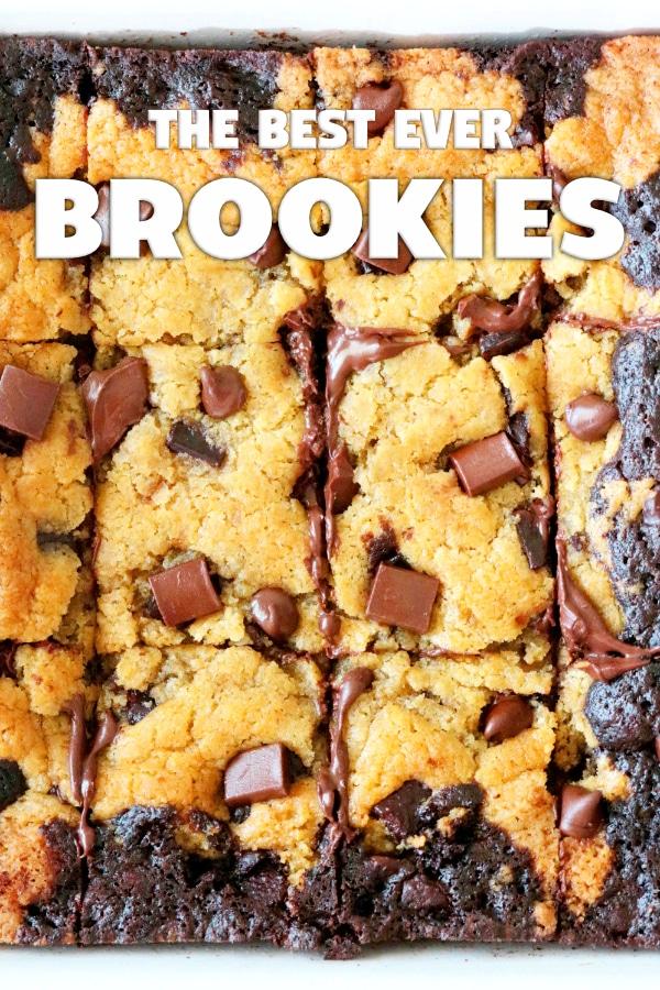 Easy Brookies Recipe