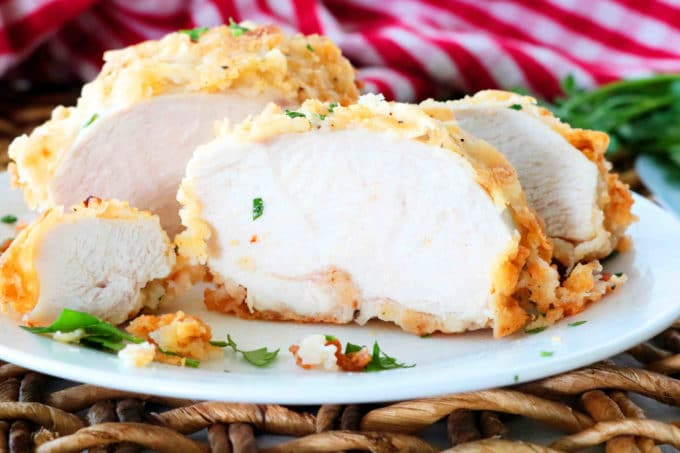 Pan-Fried Chicken Breasts
